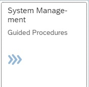 Setting up automatic eMail notification for System Health Check Reports